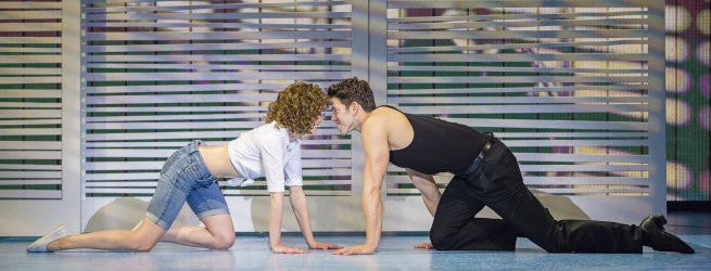 Dirty Dancing Musical (Foto: Jens Hauer / Mehr! Entertainment)