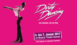 Dirty Dancing Musical Karten