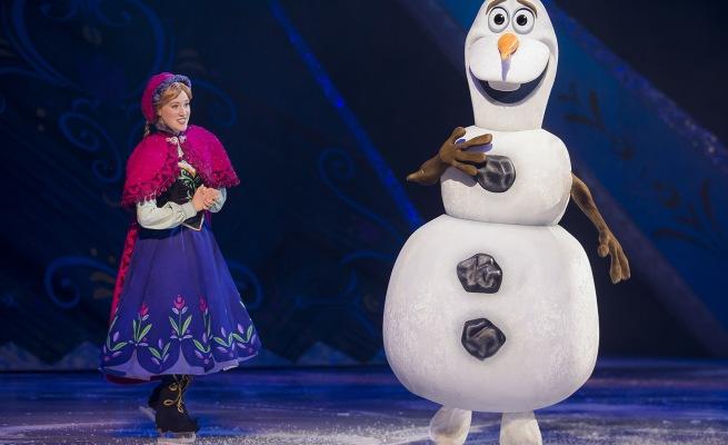 Disney on Ice (Foto: Feld Entertainment und Disney)
