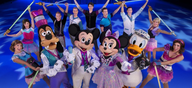Disney on Ice (Foto: Feld Entertainment und Disney)