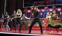 Grease Musical Karten