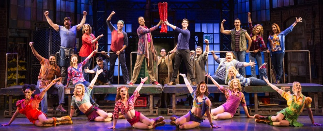 Kinky Boots (Foto: Stage Entertainment)