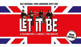 Logo: Let it be Musical