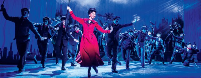 Mary Poppins (Foto: Johan Persson)