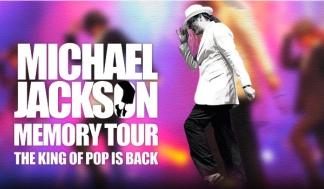 Michael Jackson Memory Tour Karten