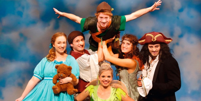 Peter Pan - das Musical (Foto: Daniela Landwehr)