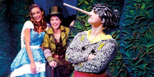 Pinocchio, Foto: Daniela Landwehr