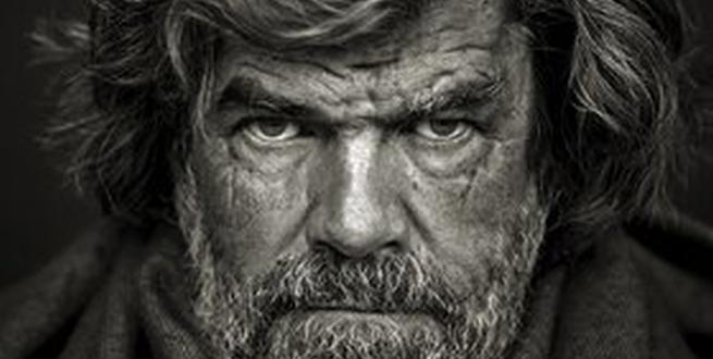 Reinhold Messner (Foto: Andreas H. Bitesnich)