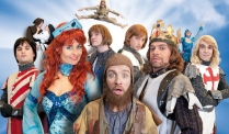 Spamalot Die Ritter der Kokosnuss Musical