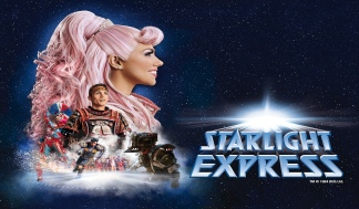 Starlight Express Musical Karten