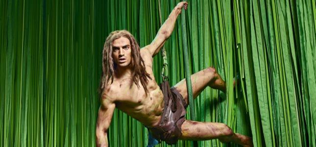 Disneys Tarzan (Foto: Stage Entertainment)