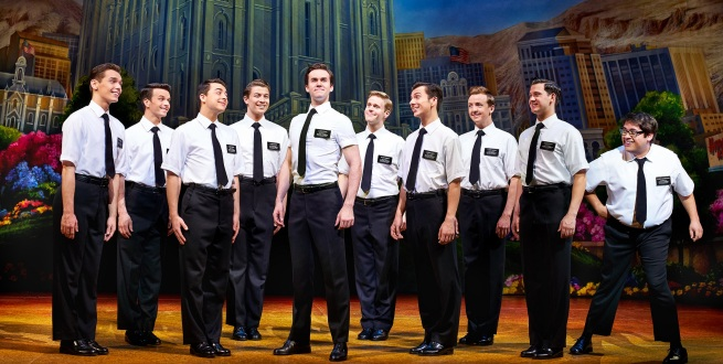 The Book of Mormon (Foto: Paul Coltas)