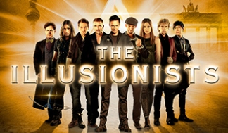The Illusionists Show Karten