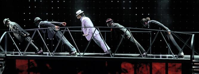 Thriller Live Show (Foto: Hugo Glendinning)