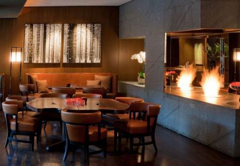INTERIOR Tizian Lounge & Restaurant, Grand Hyatt, Berlin