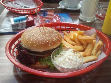 MAINCOURSE American Diner, Berlin-Friedrichshain