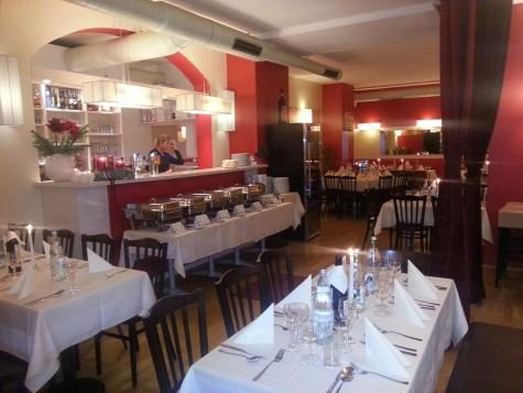 INTERIOR Restaurant Amor, Leipzig