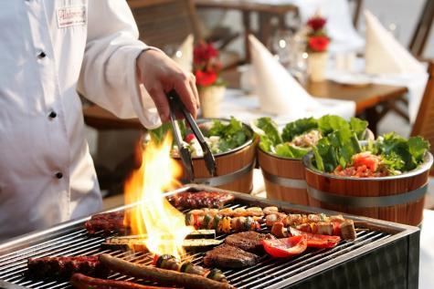 EXTERIOR American Style BBQ am Alsterlauf