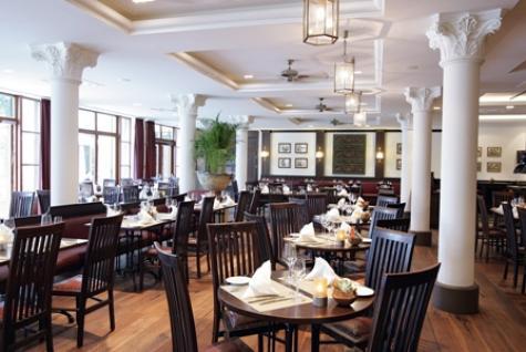 INTERIOR Restaurant Augila im Lindner Parkhotel Hagenbeck, Hamburg
