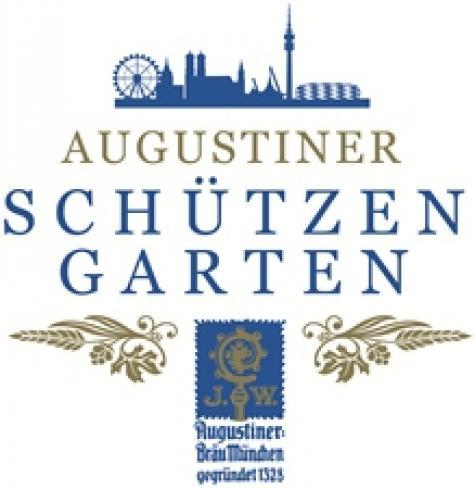 LOGOSMALL Augustiner Schützengarten, München, Logo