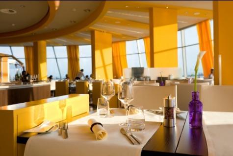 INTERIOR STROM im Atlantic Hotel Bremerhaven