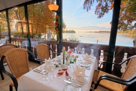 INTERIOR Seerestaurant Alpenblick, Uffing am Staffelsee
