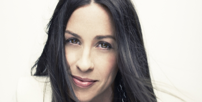 Alanis Morissette (Foto: Williams Hirakawa)