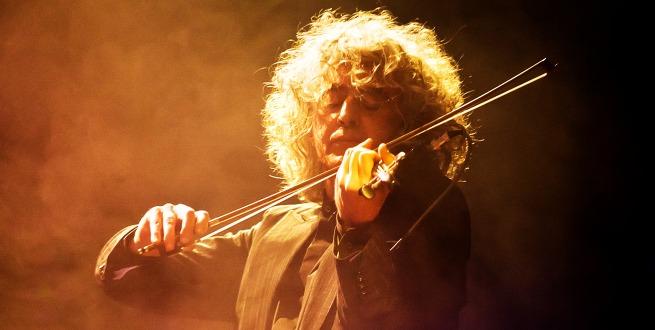 Angelo Branduardi (Foto: Adolfo Ranise)
