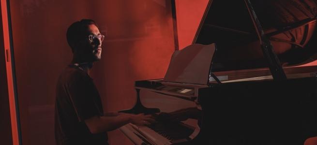 Bill Laurance Trio 2020, Foto: Matt Lloyd