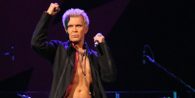 Billy Idol (Foto: Edison Graff)