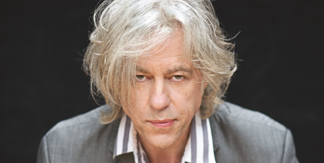 Bob Geldof, Foto: Scarlet Page