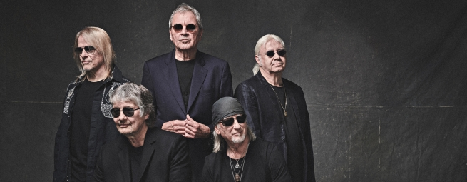 Deep Purple (Foto: Ben Wolf)