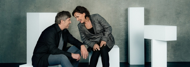 Ute Freudenberg und Christian Lais (Foto: Katja Kuhl)
