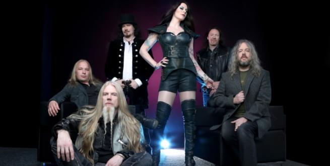 Nightwish (Foto: Tim Tronckoe)