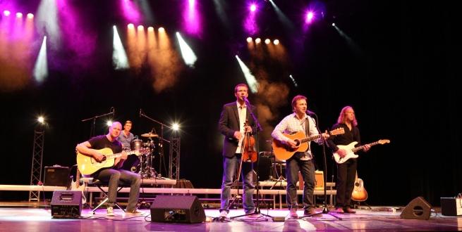 Foto: Simon & Garfunkel Revival Band