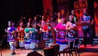 Soweto Gospel Choirs (Foto: Wolf Erdel)