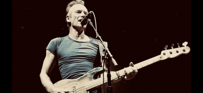 Sting (Foto: Martin Kierszenbaum)