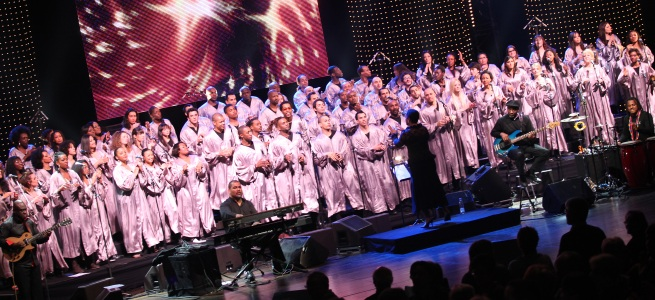 The 100 Voices of Gospel (Foto: Ewilona Prod)
