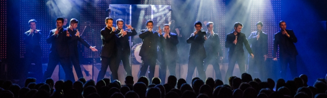 The 12 Tenors (Foto: Susannah von Vergau)