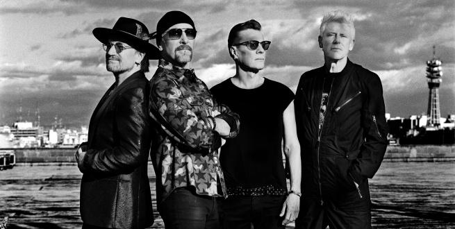 U2 (Foto: Anton Corbijn)