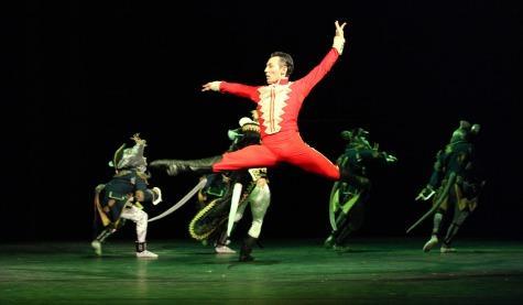 Ballett Der Nussknacker