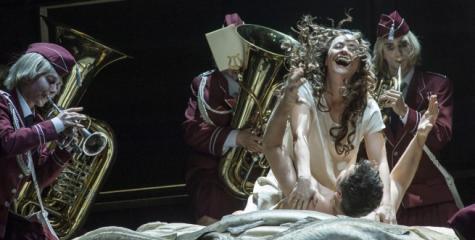 Lady Macbeth von Mzensk, Foto: Marcus Lieberenz, lieberenz@bildbuehne.de