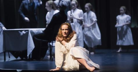 Salome, Deutsche Oper Berlin, Foto: Monika Rittershaus