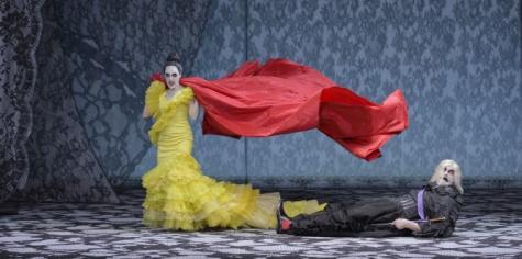 Don Giovanni, Foto: Monika Rittershaus