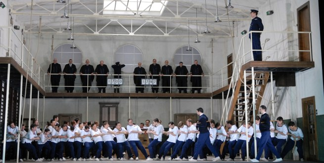 Billy Budd, Foto: Barbara Aumüller