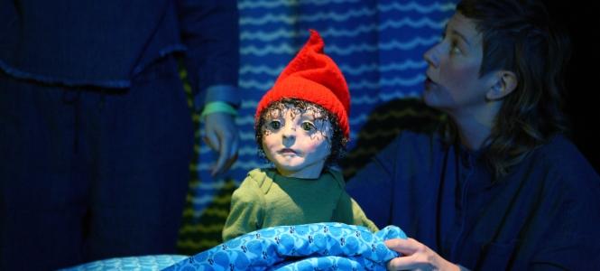 Der kleine Wassermann, Foto: Wil van Iersel