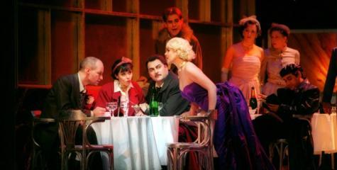 La Bohème 30062019 2000 Uhr Staatsoper Berlin Unter Den Linden